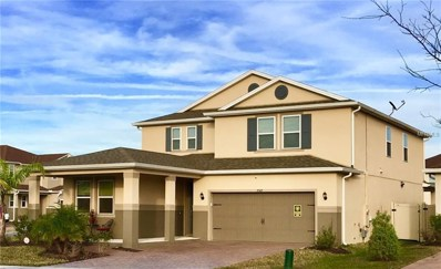 2563 Raffia Way, Kissimmee, FL 34741 - MLS#: S4856932
