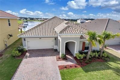 1408 Lanier Point Place, Kissimmee, FL 34746 - MLS#: S4857107