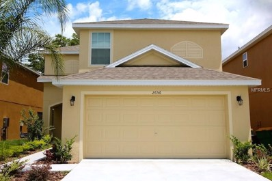 2656 Santosh Cove, Kissimmee, FL 34746 - MLS#: S4857432