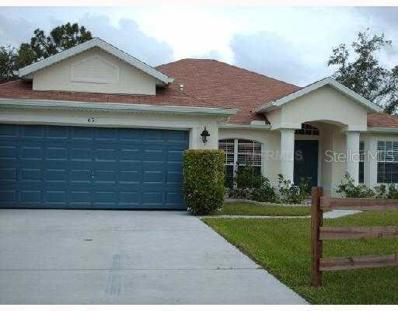 631 Bayport Drive, Kissimmee, FL 34758 - MLS#: S4857442