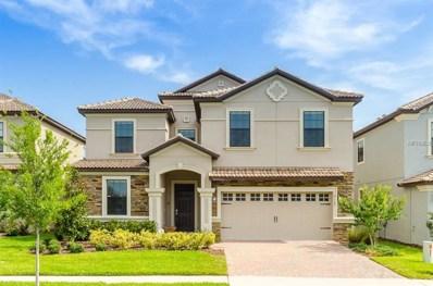 9107 El Caro Lane, Davenport, FL 33896 - MLS#: S4857509