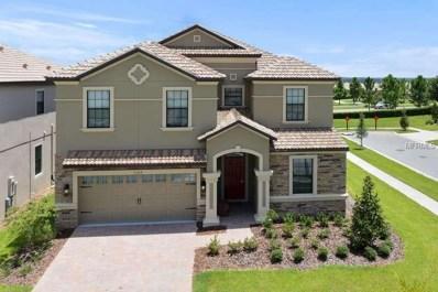 1309 Divot Way, Davenport, FL 33896 - MLS#: S4857520