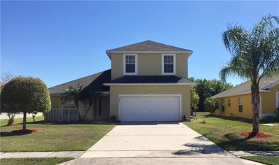 2744 Eagle Canyon Drive S, Kissimmee, FL 34746 - MLS#: S4857900