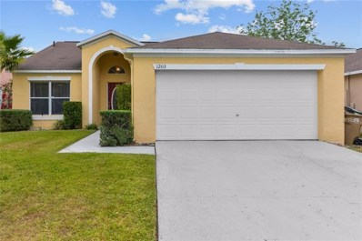 1203 Whitewood Way, Clermont, FL 34714 - MLS#: S4858118