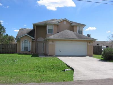868 Nelson Drive, Kissimmee, FL 34758 - MLS#: S4858186