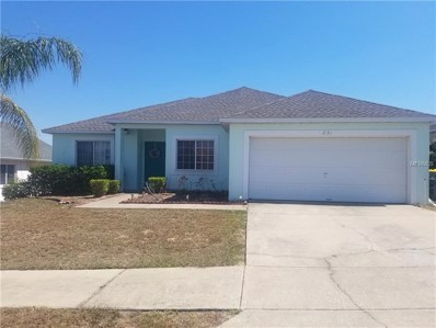 831 Hillcrest Drive, Davenport, FL 33897 - MLS#: S4858266