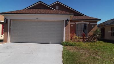 2215 Jessa Drive, Kissimmee, FL 34743 - MLS#: S4858299