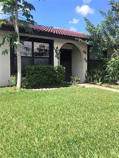 438 Hunter Circle, Kissimmee, FL 34758 - MLS#: S4858300