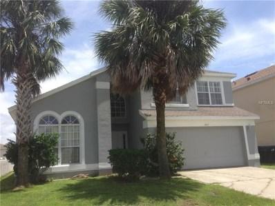 1647 Islebrook Drive, Orlando, FL 32824 - MLS#: S4858778