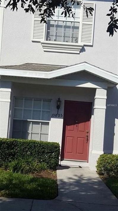10805 Savannah Wood Drive UNIT 10805, Orlando, FL 32832 - MLS#: S4859082