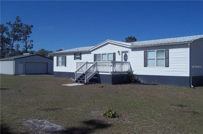 4140 Fanny Bass Road, Saint Cloud, FL 34772 - MLS#: S4859087