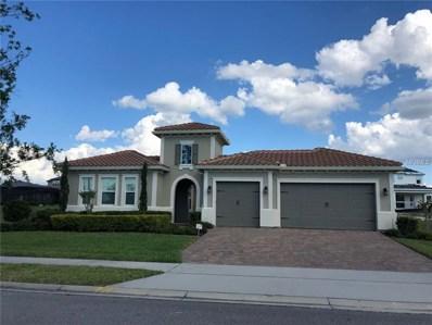 16820 Broadwater Avenue, Winter Garden, FL 34787 - MLS#: S4859490