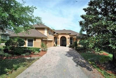 3343 King George Drive, Orlando, FL 32835 - MLS#: S4859572