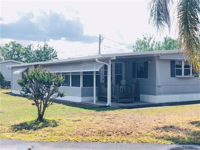 824 Robinson Court, Saint Cloud, FL 34769 - MLS#: S4859576