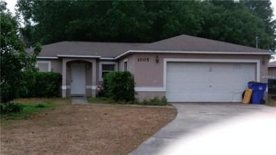 1005 Grape Avenue, Saint Cloud, FL 34769 - MLS#: S5000043