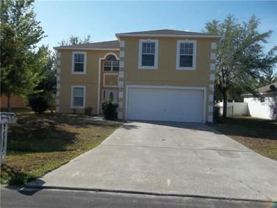 1021 Mardi Gras Drive, Kissimmee, FL 34759 - MLS#: S5000279