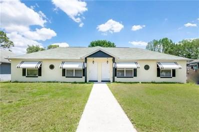 613 Louisiana Avenue, Saint Cloud, FL 34769 - MLS#: S5000306