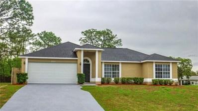 4060 Augustine Road, Spring Hill, FL 34609 - MLS#: S5000308