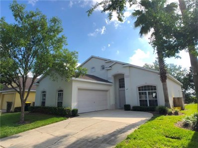 435 Castlemain Circle, Davenport, FL 33897 - MLS#: S5000655