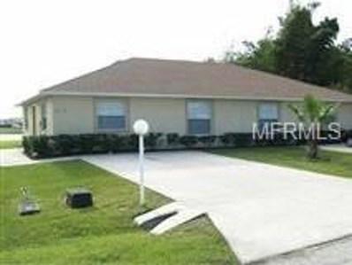 869 Adour Drive UNIT A, Kissimmee, FL 34759 - MLS#: S5000935