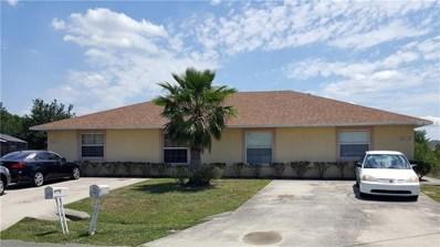 806 Abbeville Court UNIT A&B, Kissimmee, FL 34759 - MLS#: S5000942