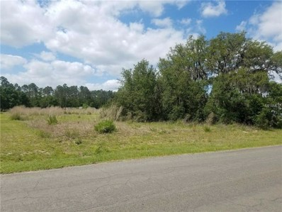 Double Diamond Drive, Polk City, FL 33868 - MLS#: S5001042