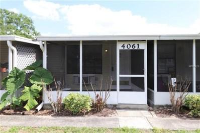 4061 E Michigan Street UNIT 4061, Orlando, FL 32812 - MLS#: S5001273