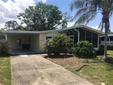 3025 Rainbow Road, Tavares, FL 32778 - MLS#: S5001300