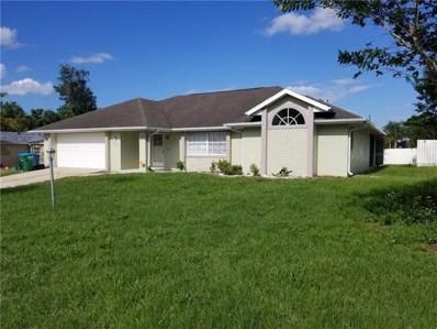 1261 W Portillo Drive, Deltona, FL 32725 - MLS#: S5001696