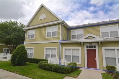 2616 Lodi Circle UNIT 104, Kissimmee, FL 34746 - MLS#: S5001726