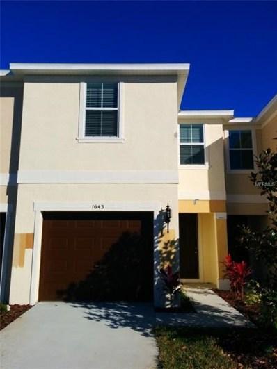 1643 Chelsea Drive, Davenport, FL 33897 - MLS#: S5001729