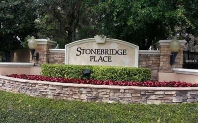 6166 Stevenson Drive UNIT 203, Orlando, FL 32835 - MLS#: S5002330