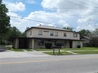 712 S Clyde Avenue, Kissimmee, FL 34741 - MLS#: S5002341