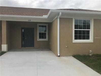1777 Barton Towne Circle, Saint Cloud, FL 34769 - MLS#: S5002441