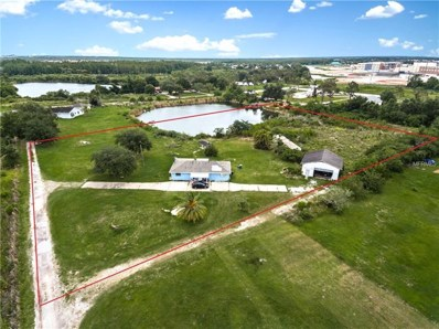 3485 Boggy Creek Road, Kissimmee, FL 34744 - MLS#: S5002515