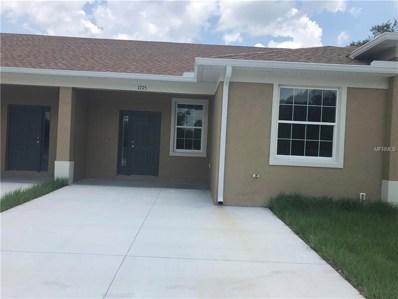 1775 Barton Towne Circle, Saint Cloud, FL 34769 - MLS#: S5002523