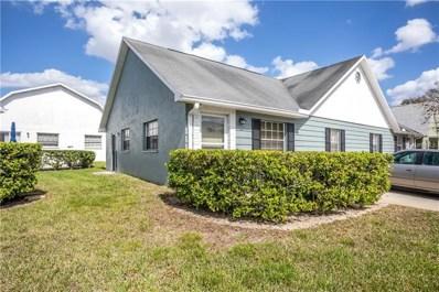 6707 Dartmoor Lane UNIT 8-A, New Port Richey, FL 34653 - MLS#: S5002576