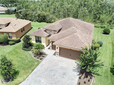 873 Bella Viana Road, Kissimmee, FL 34759 - MLS#: S5002722