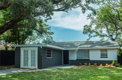 1274 Bertland Way, Clearwater, FL 33755 - MLS#: S5002766