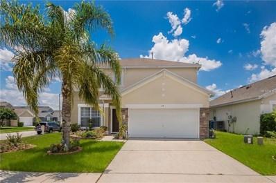601 Windsor Estates Drive, Davenport, FL 33837 - MLS#: S5002917