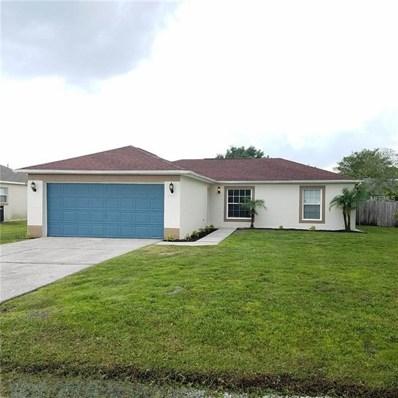 597 Koala Drive, Poinciana, FL 34759 - MLS#: S5002924