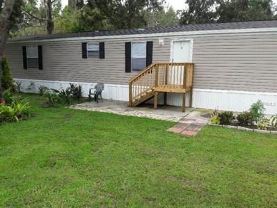 4128 Shady Hammock Drive, Mulberry, FL 33860 - MLS#: S5003010