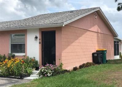 18 Lake Villa Way, Kissimmee, FL 34743 - MLS#: S5003027