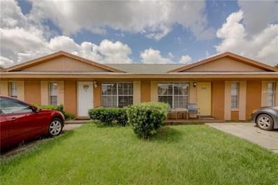 8106 Woodduck Drive, Orlando, FL 32825 - MLS#: S5003123