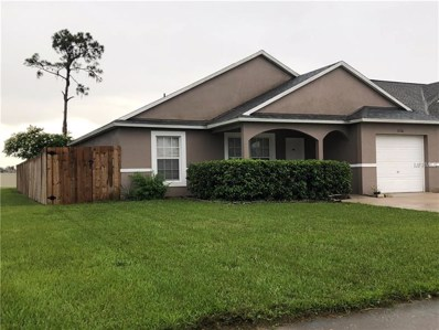 3716 Crossing Creek Boulevard, Saint Cloud, FL 34772 - MLS#: S5003686
