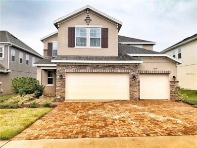 1424 Cabot Drive, Clermont, FL 34711 - MLS#: S5003835