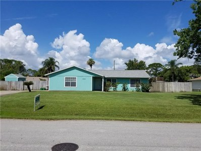 2720 Queen Palm Drive, Edgewater, FL 32141 - MLS#: S5004037