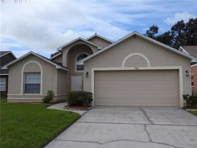 752 Country Woods Circle, Kissimmee, FL 34744 - MLS#: S5004223
