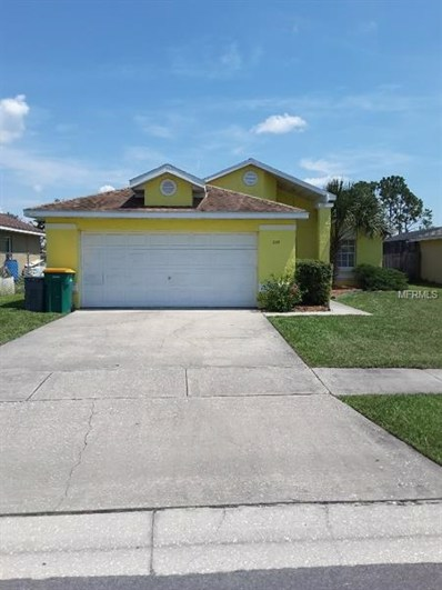 235 Hidden Springs Circle, Kissimmee, FL 34743 - MLS#: S5004265