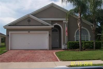 326 Vine Drive, Davenport, FL 33837 - MLS#: S5004309